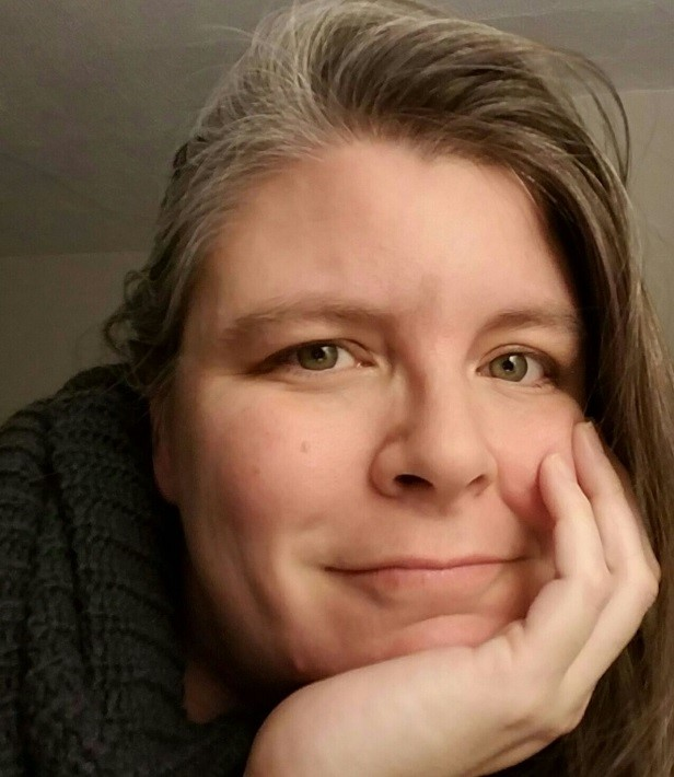 Headshot of Kim Blumenstein, School Board Trustee