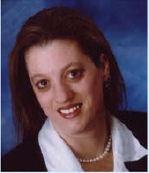 Headshot of Rebecca Harvey - School Board Secretary