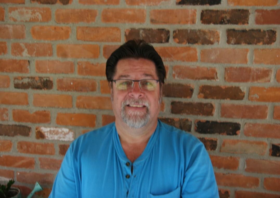 Headshot of Michael Tindall, School Board Trustee
