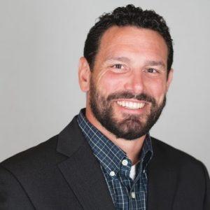 Headshot Brandon Woods Board Member